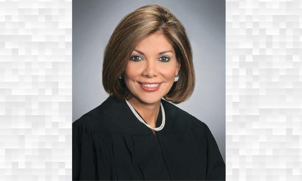 Texas Supreme Court Justice Eva Guzman/courtesy photo