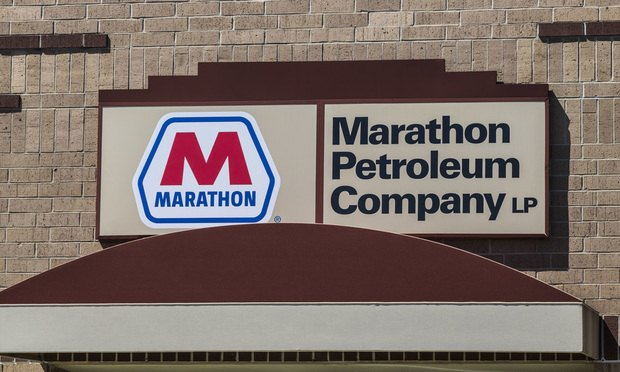 EPS for Marathon Oil Corporation (MRO) forecasted at $0.13