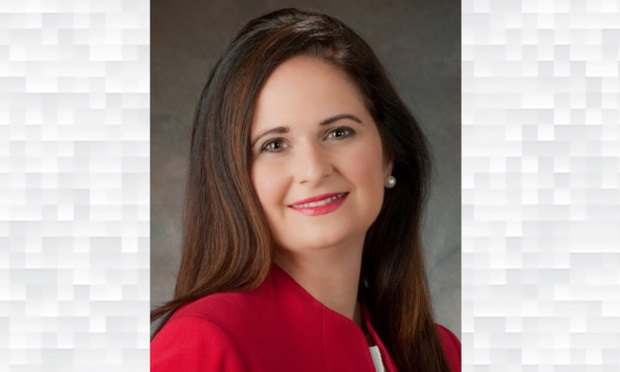 Judge Jennifer Walker Elrod of the U.S. Court of Appeals for the Fifth Circuit/photo courtesy of Temple Webber