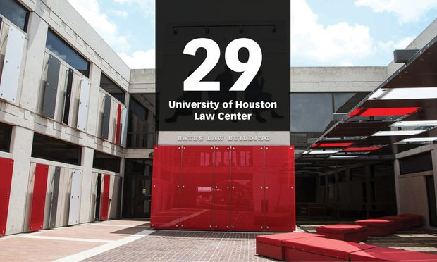 University of Houston Law Center Makes Big Jump in Go-To