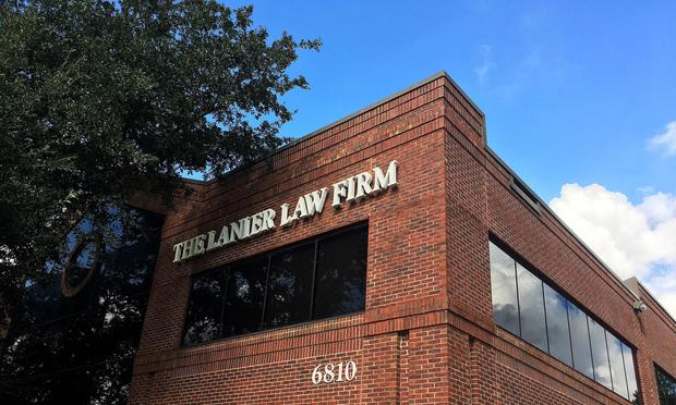 Lanier Law Firm