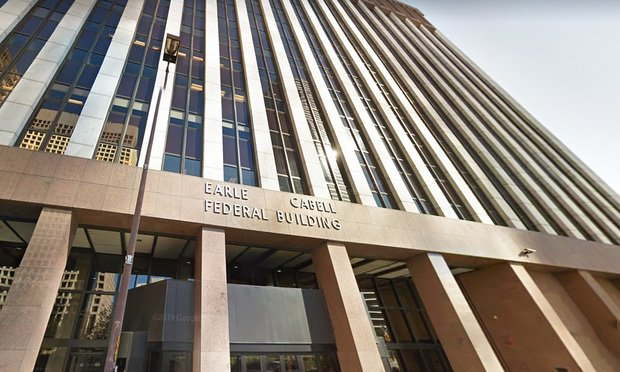 Dallas federal courthouse