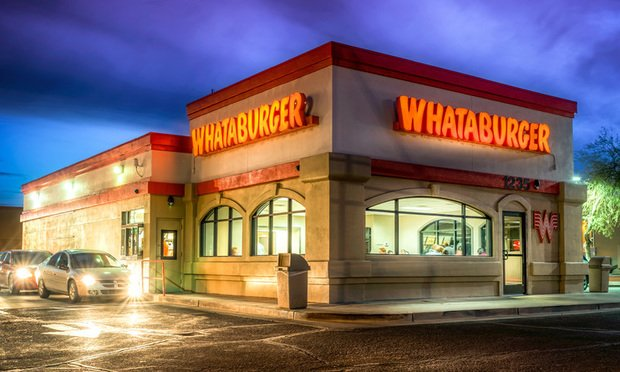 Whataburger store (Photo: Shutterstock.com)