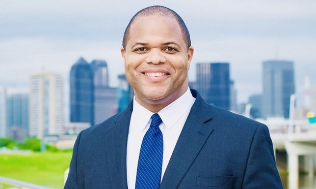 Dallas Mayor Eric L. Johnson/courtesy photo