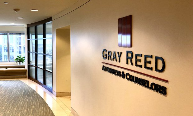 Lawyer Formerly Of Houston Sues Gray Reed Over Divorce Document Texas Lawyer
