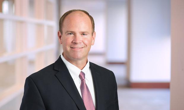 Shawn Cleveland, partner at Baker & Hostetler in Dallas.