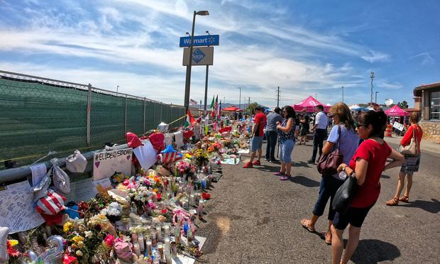 Walmart El Paso shooting