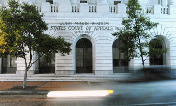 U.S. Court of Appeals for the Fifth Circuit building