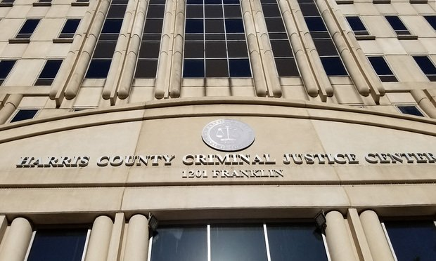 Harris County Criminal Justice Center, 1201 Franklin