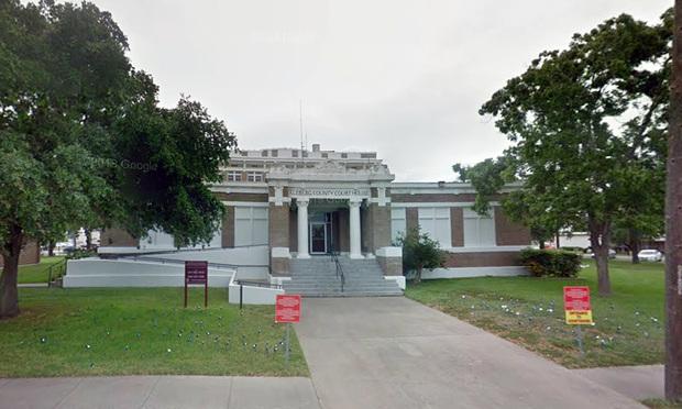 Kleberg County Courthouse