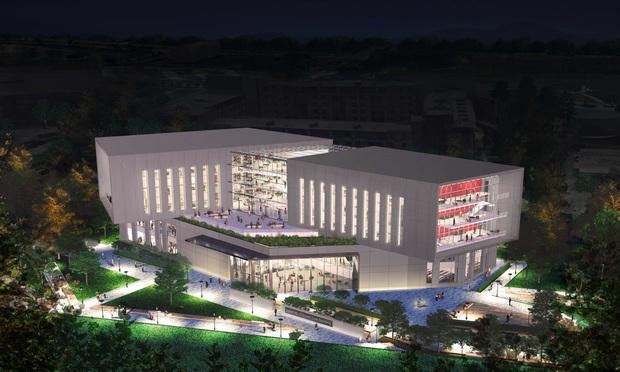 University of Houston Law Center Rendering