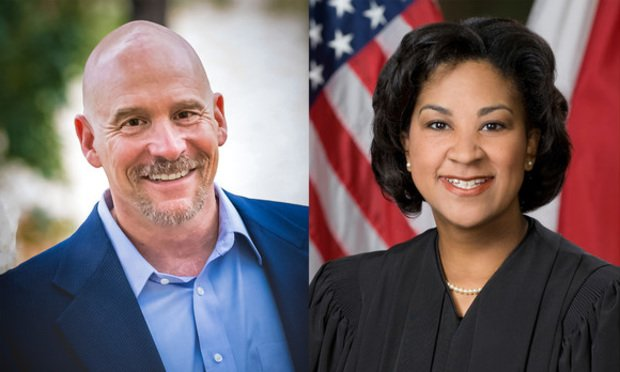Grant J Harvey Alexandra Smoots Thomas Cheryl Elliott Thornton Seek Election To Harris County 164th District Court Texas Lawyer