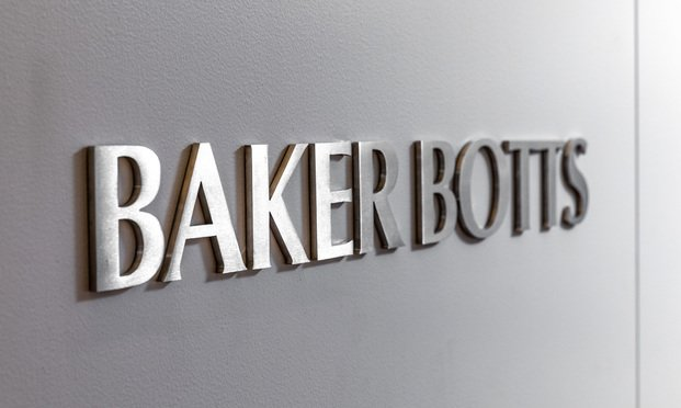 Baker Botts sign