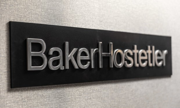 Baker & Hostetler in San Francisco. (Photo: Jason Doiy/ALM)