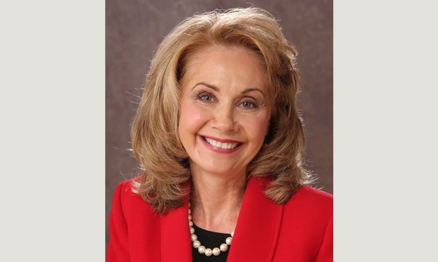 Justice Debra Lehrmann of Texas Supreme Court.