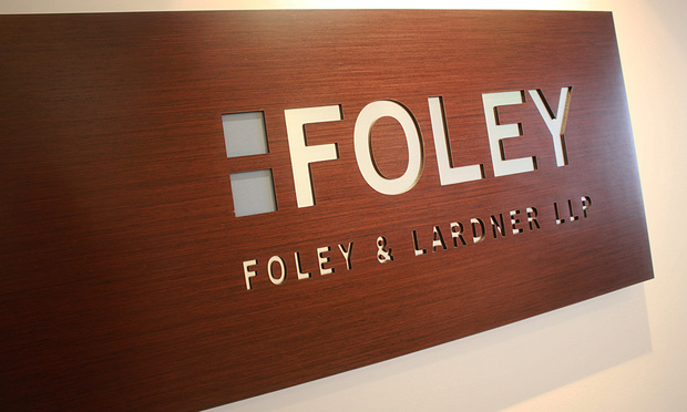 Foley & Lardner office in Miami.