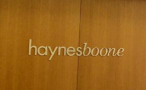 Incoming Haynes and Boone Managing Partner Will Continue Laser Focus on Strategic Plan