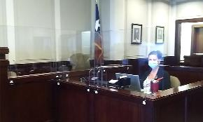 Tarrant County Spent Nearly 244 000 to Reopen Courthouses With COVID 19 Precautions