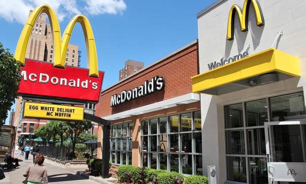 A McDonald's restaurant. Photo:Photo: Tupungato/Shutterstock.com