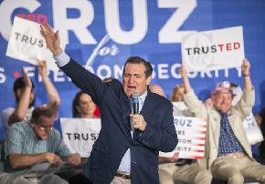 Once Presidential Rivals Trump Names Texas Sen Cruz to His New Supreme Court Pool