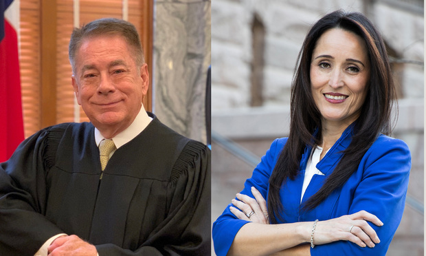 Meet Russell Lloyd And Veronica Rivas Molloy Candidates For Justice Of The First Court Of Appeals Texas Lawyer