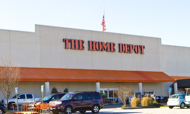 The Home Depot. Photo: John Disney/Daily Report