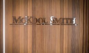 Despite Defections Texas Trial Firm McKool Smith Stays on Track