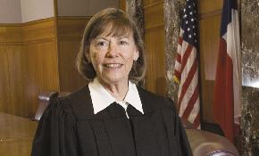 Lawyers Judges Reflect on Lasting Legacy of Former Judge Cathy Cochran