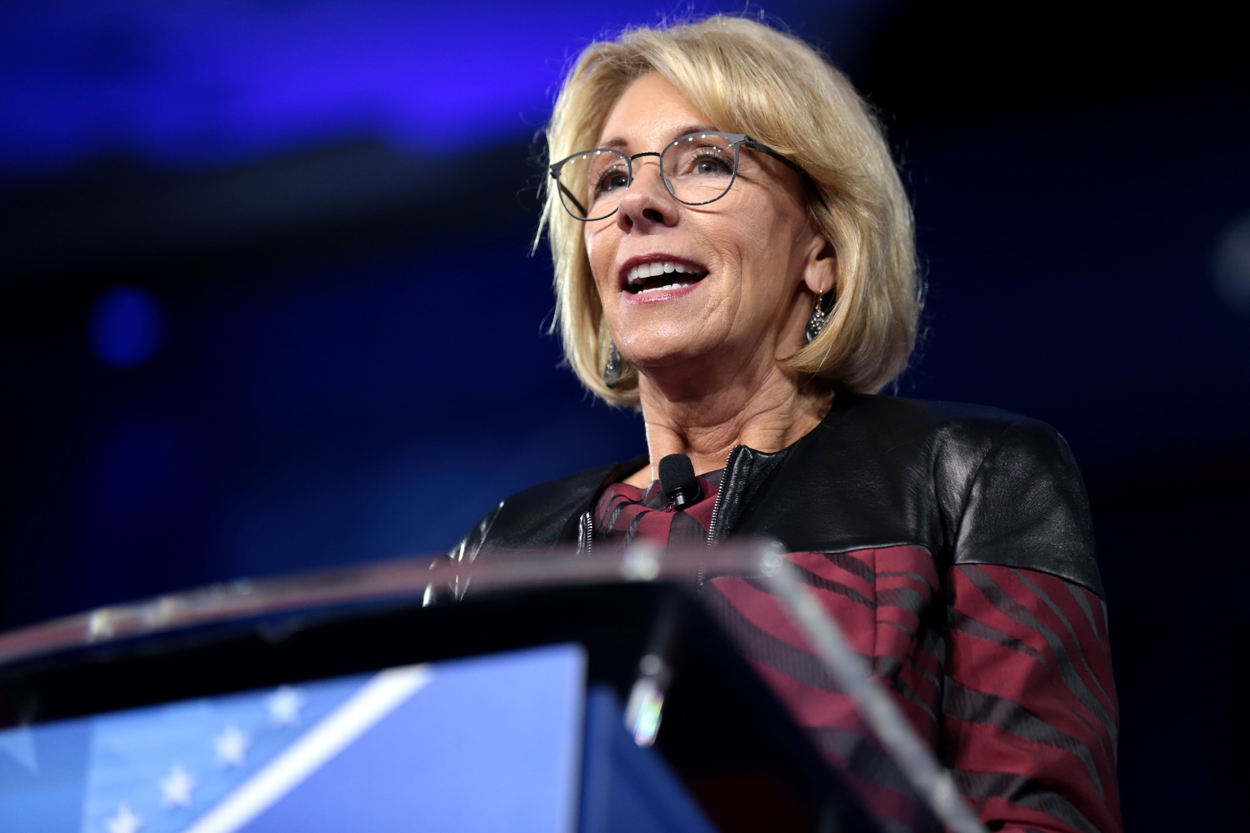 Betsy Devos Ignorance Is Not Compelling >> Fundamentally Fair Or Dangerous Pa Weighs In On Betsy Devos