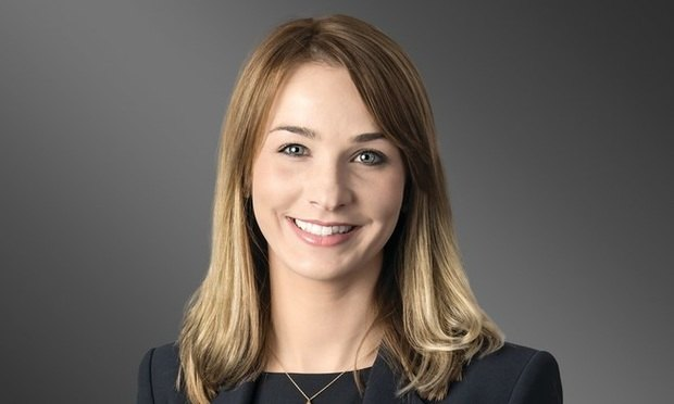 Kaitlyn Maxwell of Greenberg Traurig.