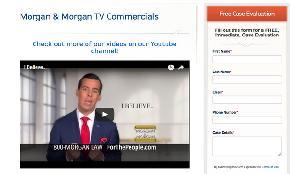 Morgan & Morgan Slams False Advertising Suit Over TV Ads