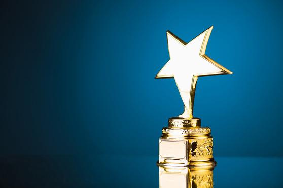 honor, trophy, award