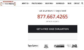 Rosenbaum Seeks Old Morgan & Morgan Commercials in False Ad Fight