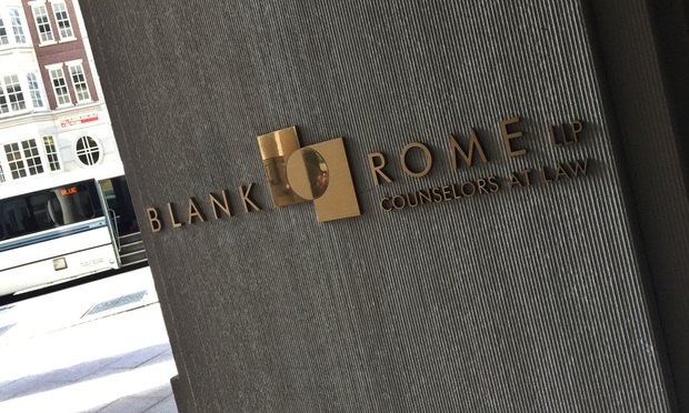 Blank-Rome-Office-Sign
