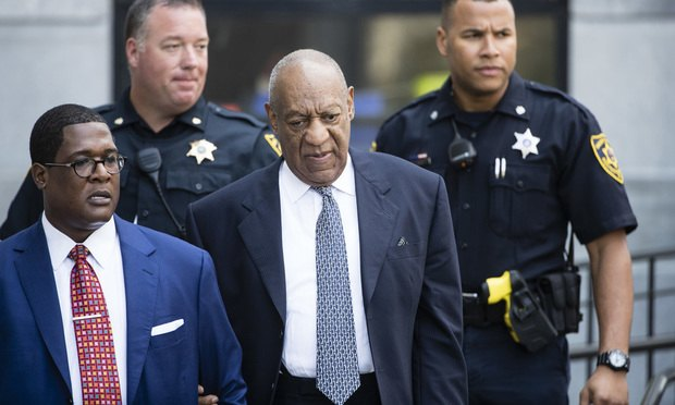 Cosby Attorneys File Motion to Dismiss Sex Assault Charges