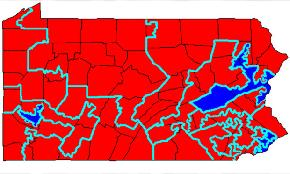SCOTUS Pa Federal Panel Reject GOP's Redistricting Challenges