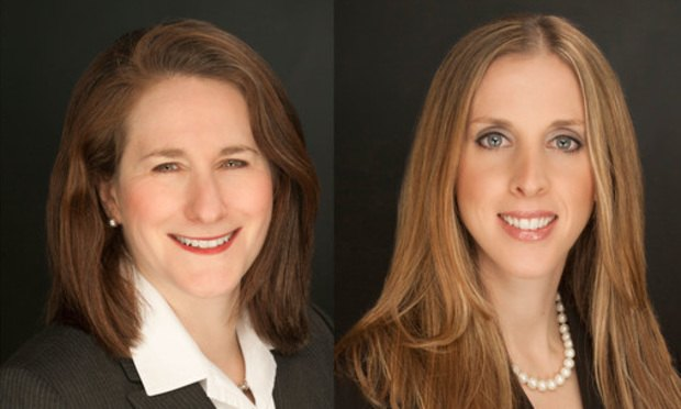Rebecca Rosenberger Smolen, left, and Amy Neifeld Shkedy, right, of Bala Law Group.