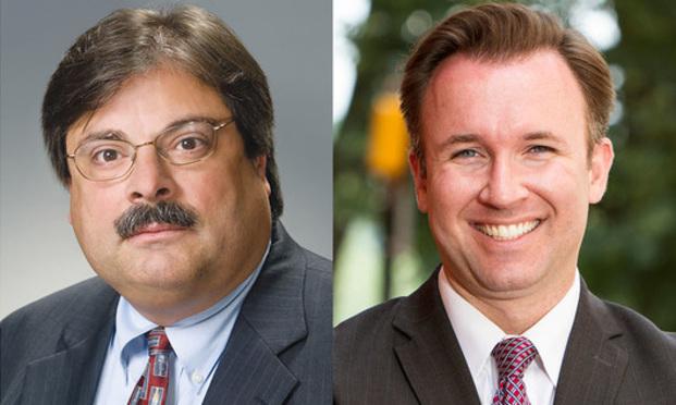 Daniel J. Malpezzi, left, and Timothy J. Horstmann, right, of McNees Wallace & Nurick.