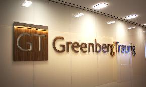 People in the News Oct 19 2018 Greenberg Traurig