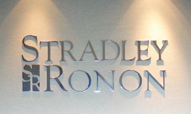 Stradley Ronon logo