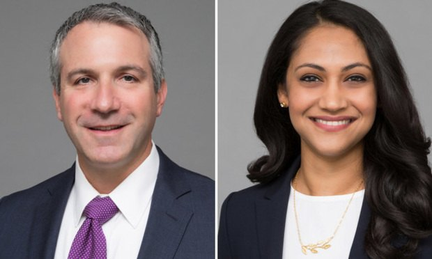 David L. Axelrod and Priya Roy Ballard Spahr