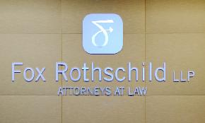 Fox Rothschild Acquires Family Law Practice in San Francisco