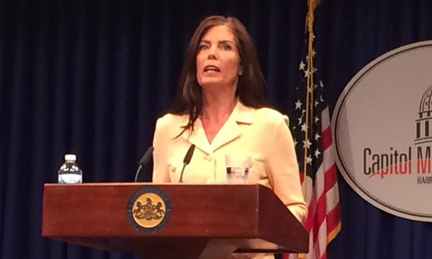 Sandusky Prosecutors Suing Kane Can't Access Her Attorney-Client Communications