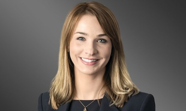 Kaitlyn Maxwell of Greenberg Traurig