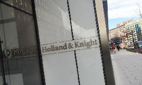 Holland & Knight Adds 5 More Reed Smith Partners