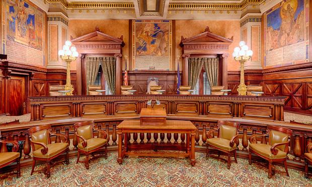 The Supreme Court Chamber