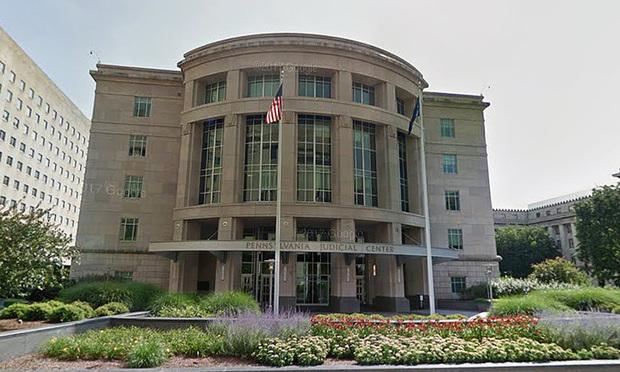 Superior Court of Pennsylvania, 601 Commonwealth Ave #1600, Harrisburg. Photo: Google