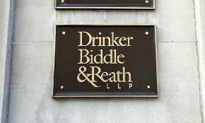 Drinker Biddle Feels Profit Pinch in 2018 Following Defections