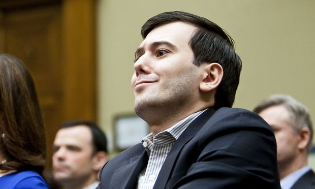 Is Plaintiff Suing Martin Shkreli in Pa. an Ex