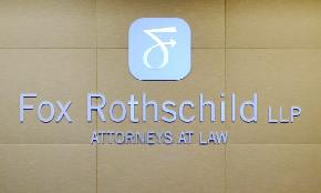 Fox Rothschild Fires Lawyer Accused of Repeated Sexual Harassment Assault